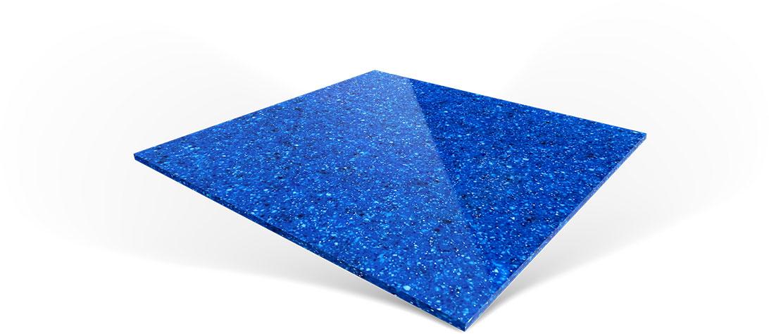 Imagine Pools Fiberglass Swimming Pool Color Ocean Blue
